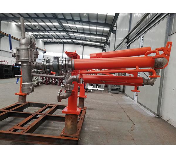 LNG低温装卸车鹤管