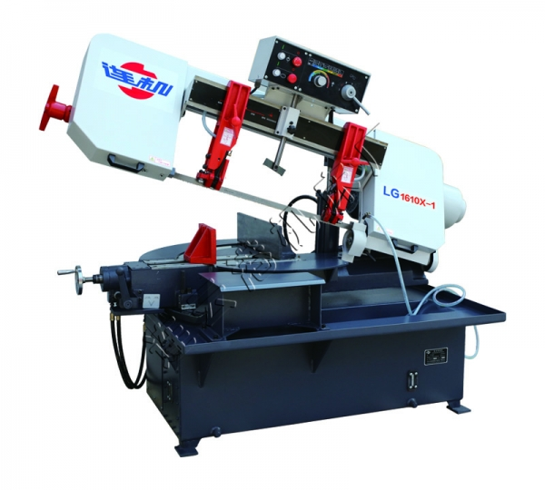 辽宁LG1610X-1型钢专用带锯床