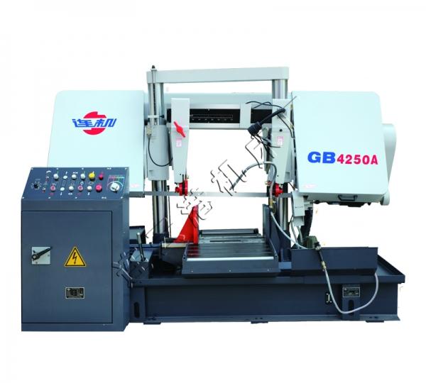 GB4250A双立柱卧式带锯床