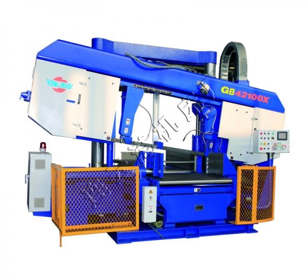 上海GB42100X专用带锯床